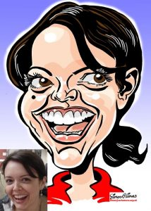 Caricatures from Photos Gift Caricature in Colour