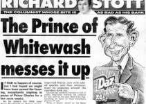 Cartoons for Magazines Prince Charles NOTW