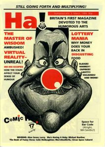 Topical Cartoons and Satire Magazines Ha 3