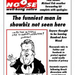 Satire and humour The Noose