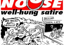 Topical Cartoons and Satire Magazines The Noose Hipsters