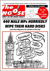 topical satire Trump Damian Green Westminster