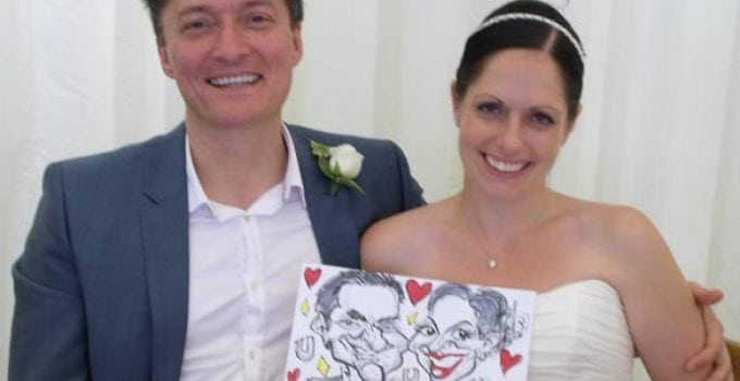 Caricatures-at-Weddings