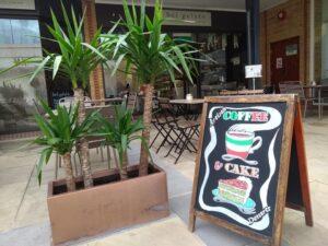 Bel Gelato cafe in Barnet